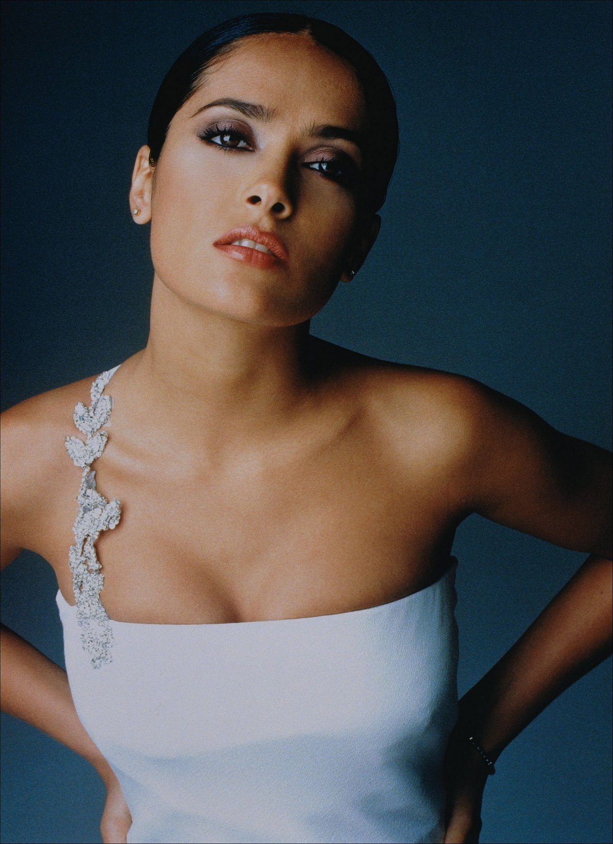 salma hayek 20 Oh, wait, cousin marriage is legal in 26 states. That's right, all you have ...