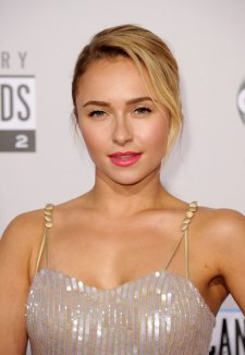 HAYDEN PANETTIERE at 40th Anniversary American Music Awards in Los Angeles